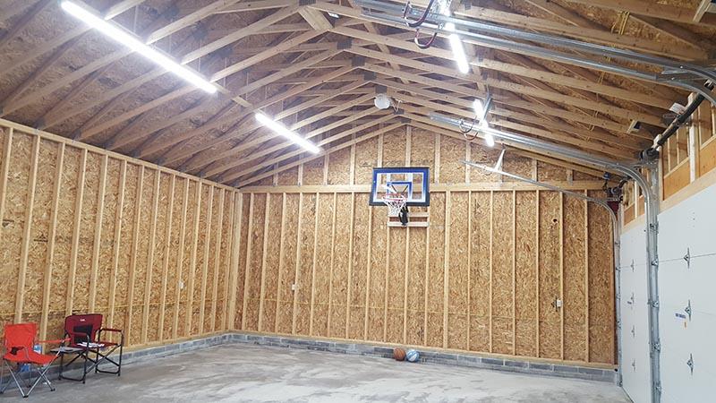 New Garage Build
