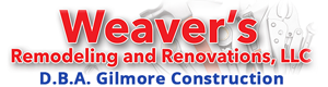 Weaver's Remodeling and Renovations Logo
