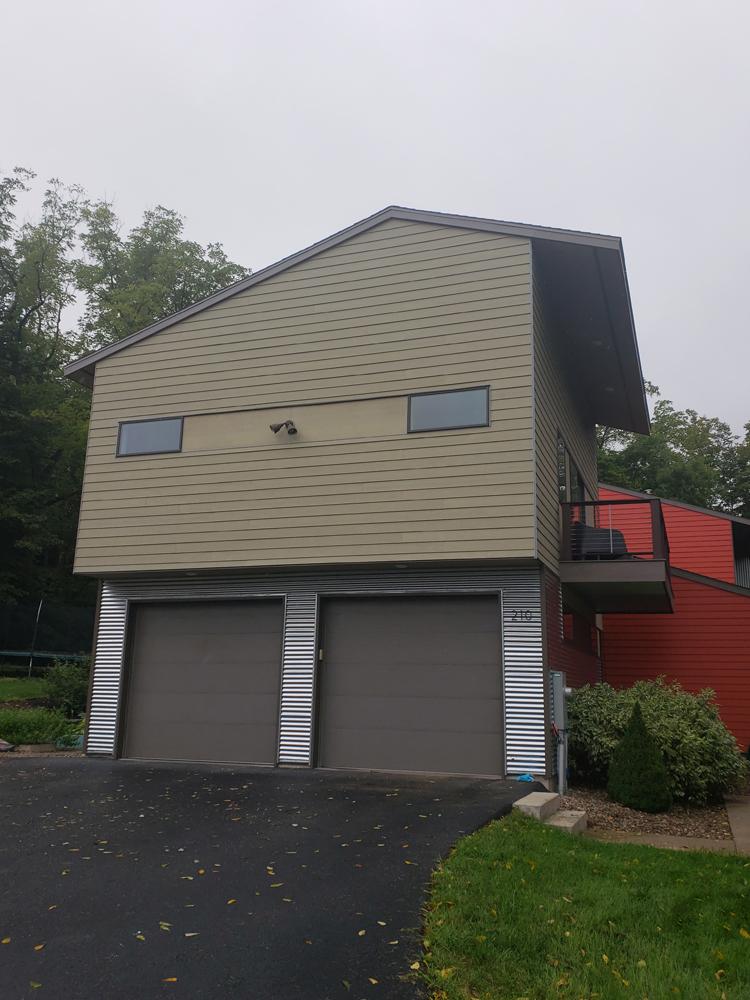addition above garage